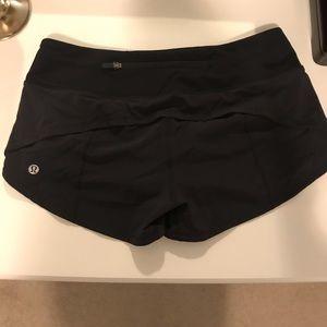 Lululeamon speed up shorts
